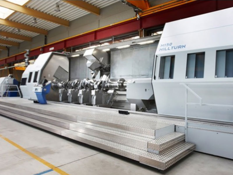 Austria WFL milling and turning complex machining center