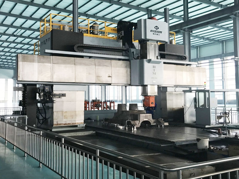 3 × 9m Longmen machining center